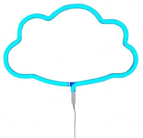 Image of   Lampe fra A Little Lovely Company - Neon - Blå Sky