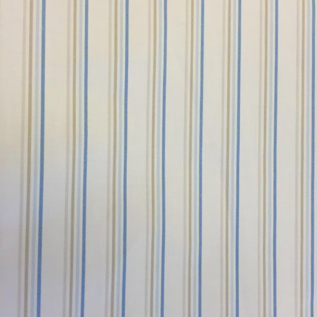 Image of   Puslepude BabyDan - Blue Stripe