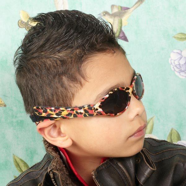 a0518e04197 Solbriller fra Baby Banz Børn ZOO 0-5 år - Fri Fragt - Køb CE-Mærkede Baby  Banz Solbriller ZOO med Dyreprint
