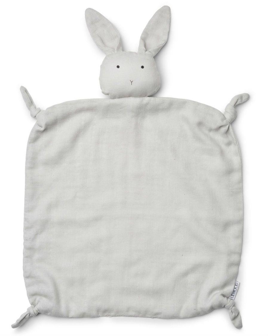 Nusseklud fra Liewood - Økologisk - Rabbit Dumbo Grey