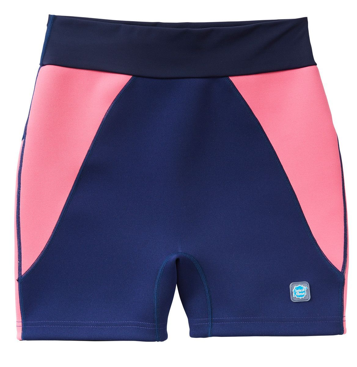 Image of   Blebadebukser fra Splash About - Jammers - Navy/Pink