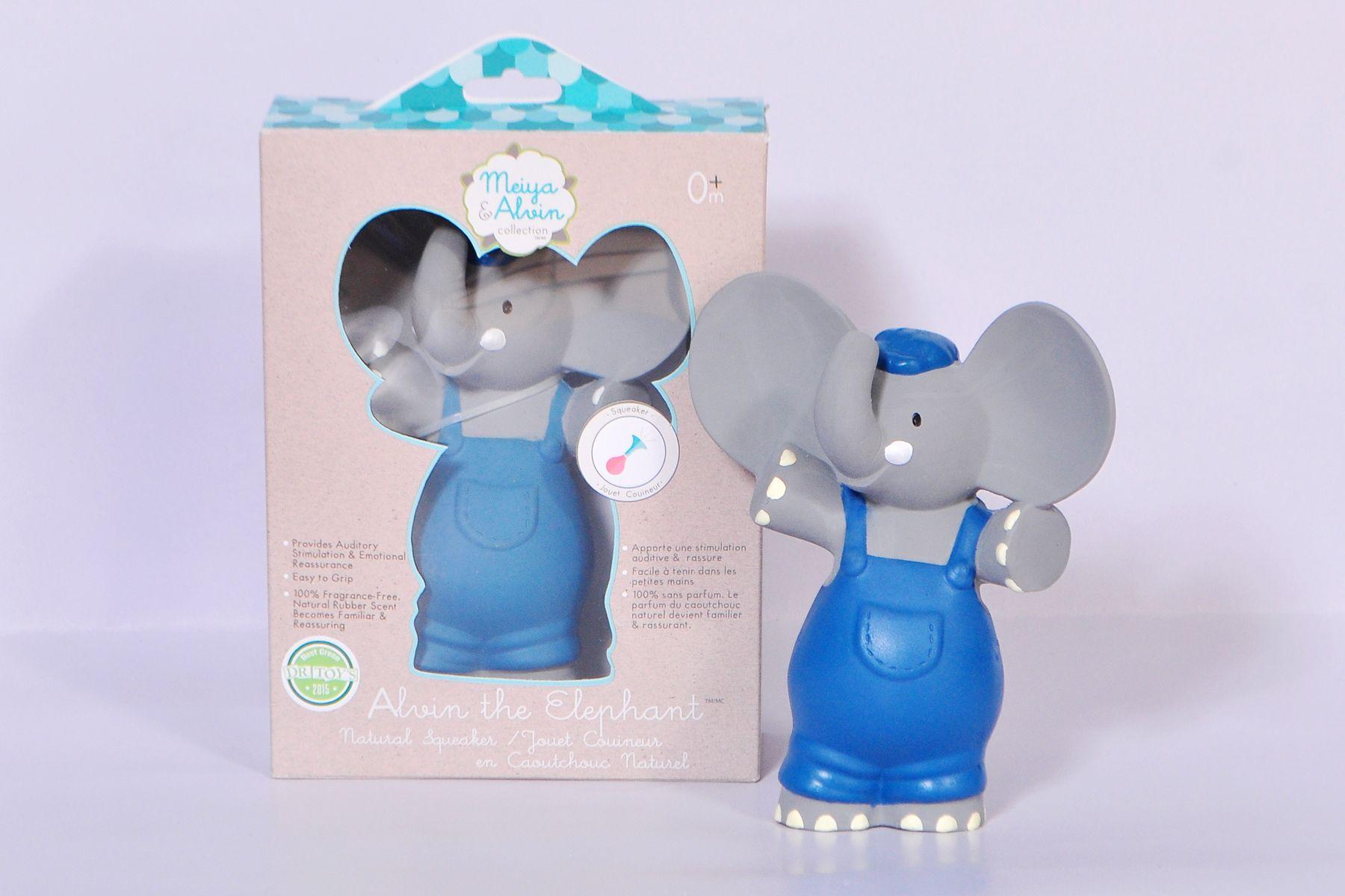 Image of   Squeaker Figur fra Meiya og Alvin- Alvin