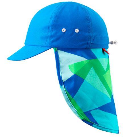 Image of   Legionærhat fra Reima - Alytos - Blue Splash (UV50+)