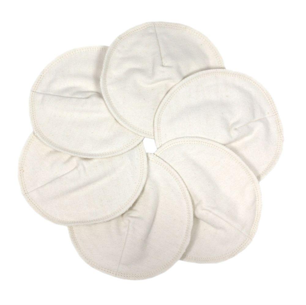 Imsevimse – Ammeindlæg fra imsevimse - bomuld - soft and absorbent - hvide fra babygear.dk