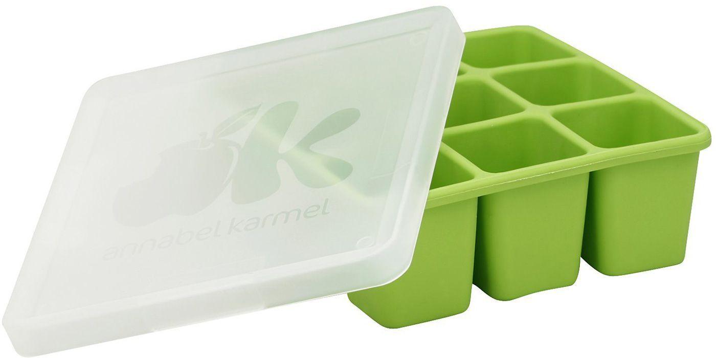 Food cube tray fra annabel karmel (9x60ml) fra Nuk fra babygear.dk