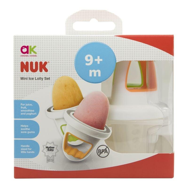 N/A Ispind forme fra annabel karmel - mini ice lolly moulds (9m+) på babygear.dk