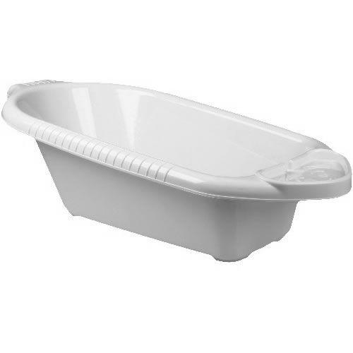 Plast team – Badekar til baby - hvidt (35 liter) på babygear.dk