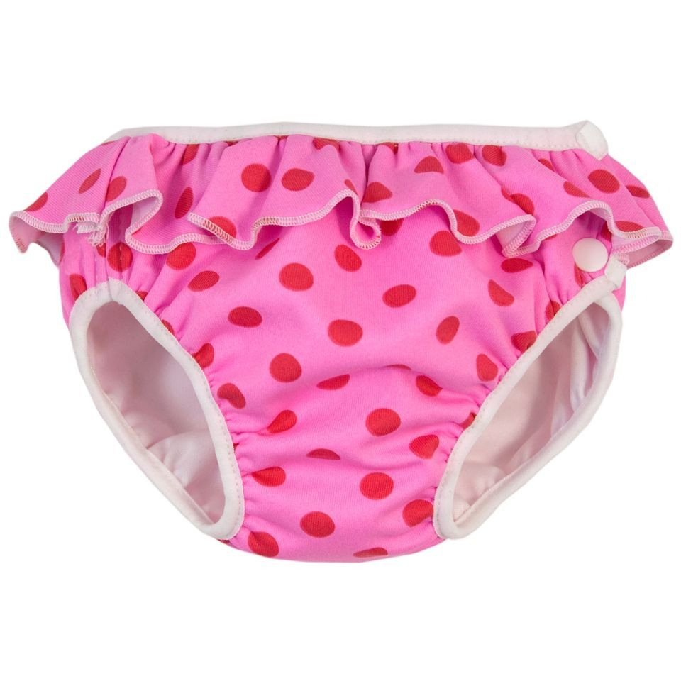 Imsevimse – Badeble fra imsevimse - dots pink fra babygear.dk