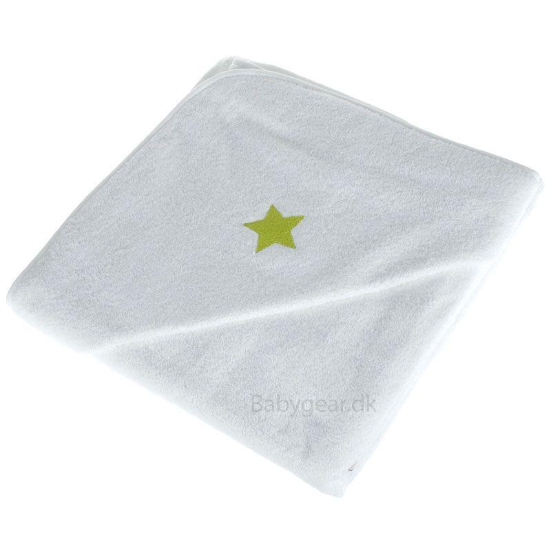 Image of   Badeslag fra Pippi - White / Lime Star