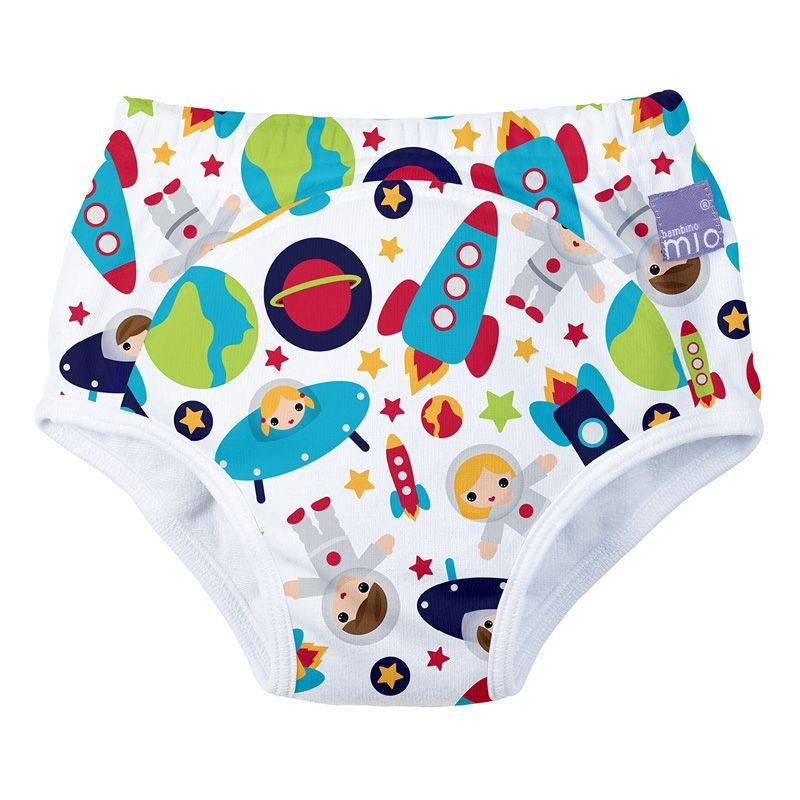 Image of   Pottetræning bukser fra Bambino Mio - Training pants - Outer Space