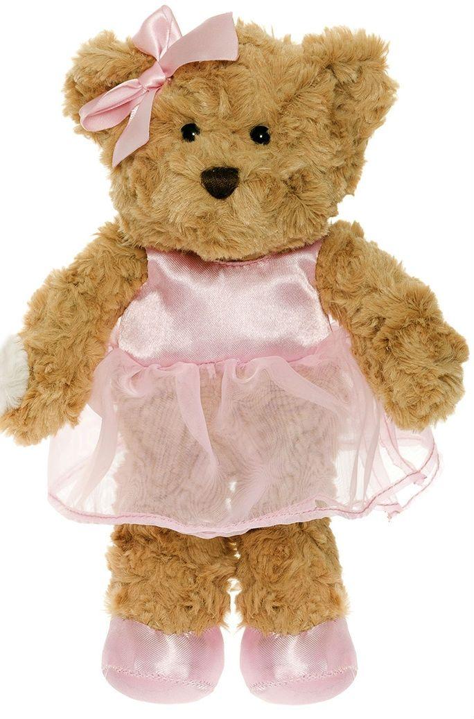 Image of Bamse fra Teddykompaniet - Frida - Brun (28 cm) (2570_brun)