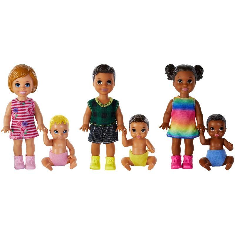 Image of Barbie Siblings - Søskendepar (1 sæt) (BBE-TOY18)