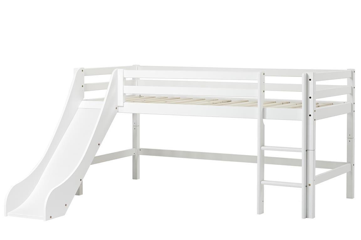 Rutsjebane fra Hoppekids til alle halvhøje senge