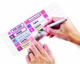 Mabels labels Navnemærker fra mabels labels - vandfaste (30 stk) fra babygear.dk