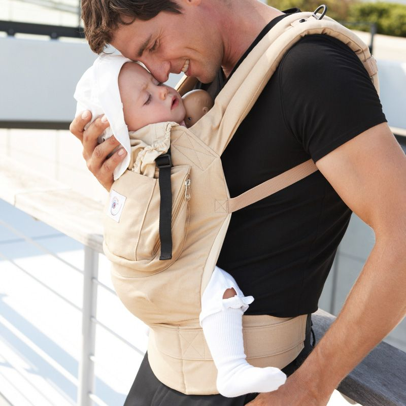 Image of ERGObaby bæresele - Original Carrier™ - Camel (8451970102218)