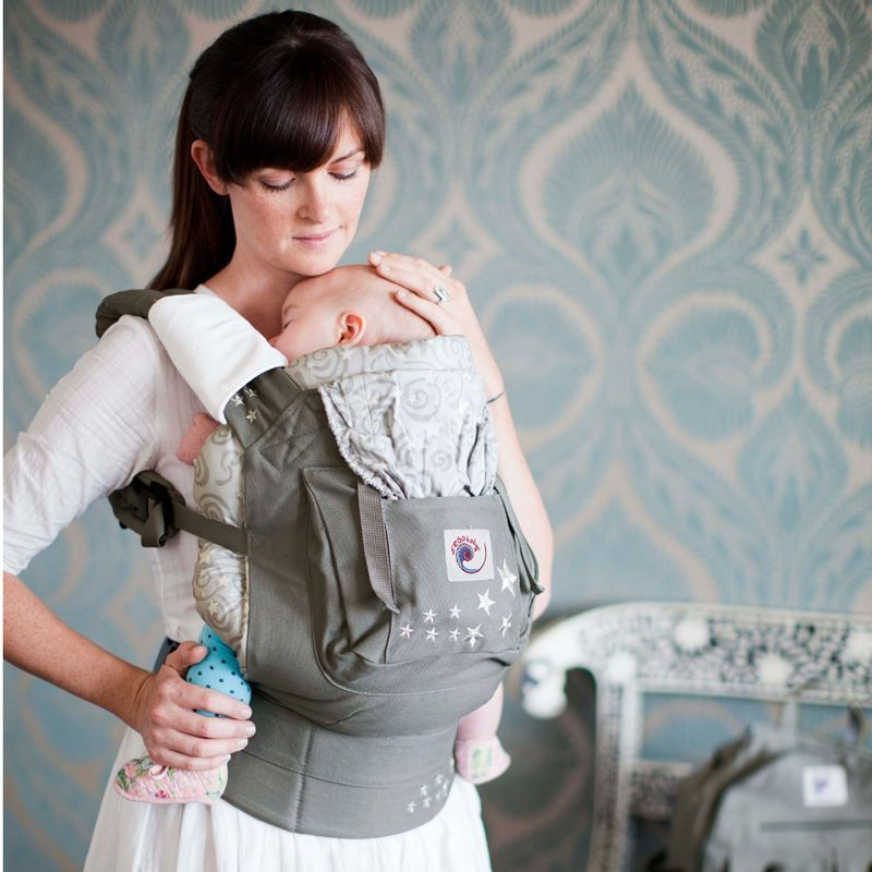 ERGObaby bæresele - Original Carrier™ - Galaxy Grey
