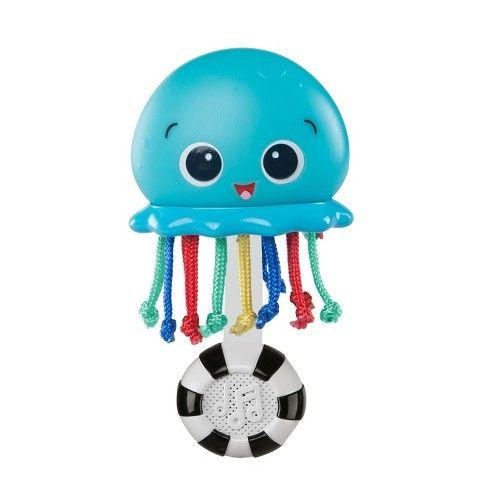 Image of Lysende shaker blæksprutte fra Baby Einstein (BE-10800)
