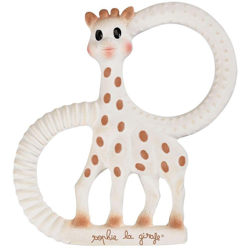 Vulli – Bidedyr sophie giraf fra vulli i naturgummi - soft på babygear.dk
