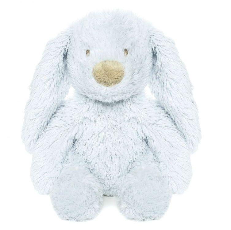Image of Kanin fra Teddykompaniet - Lolli - Blå (25 cm) (256_blaa)