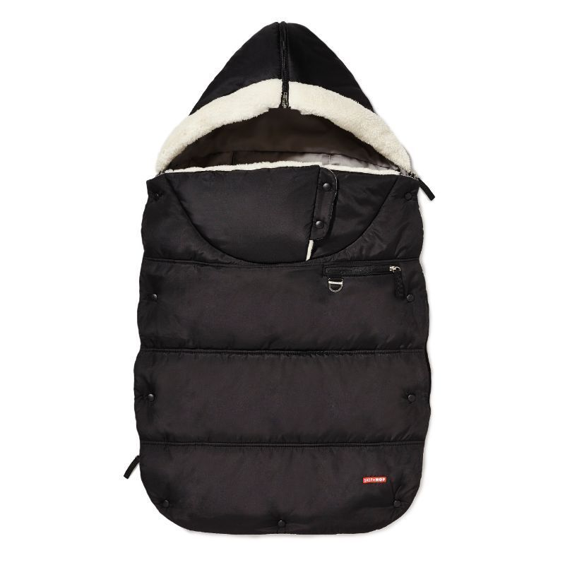 Kørepose fra Skip Hop - Three Season Footmuff - Black