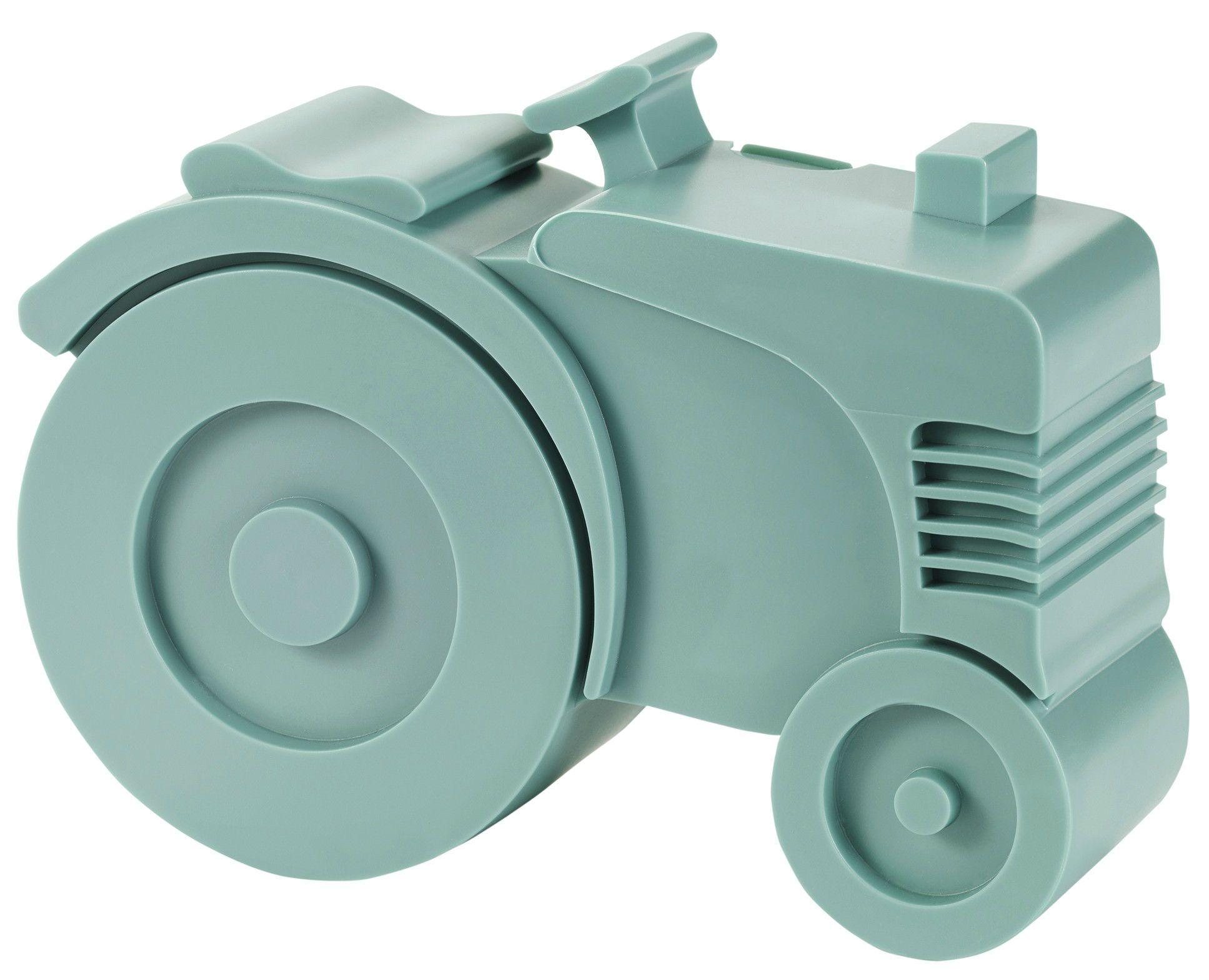 Madkasse fra Blafre - Isblå Traktor
