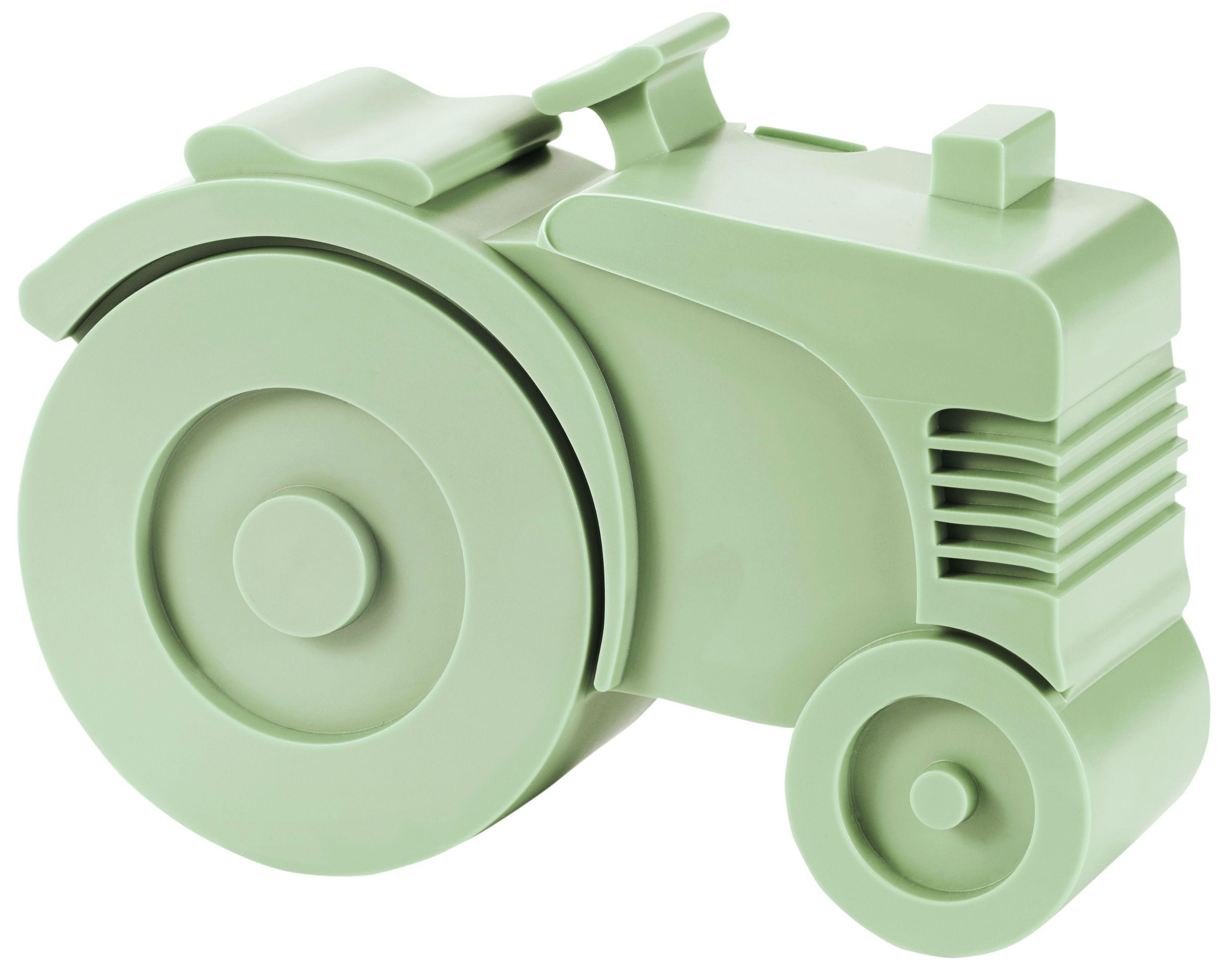 Madkasse fra Blafre - Mintgrøn Traktor