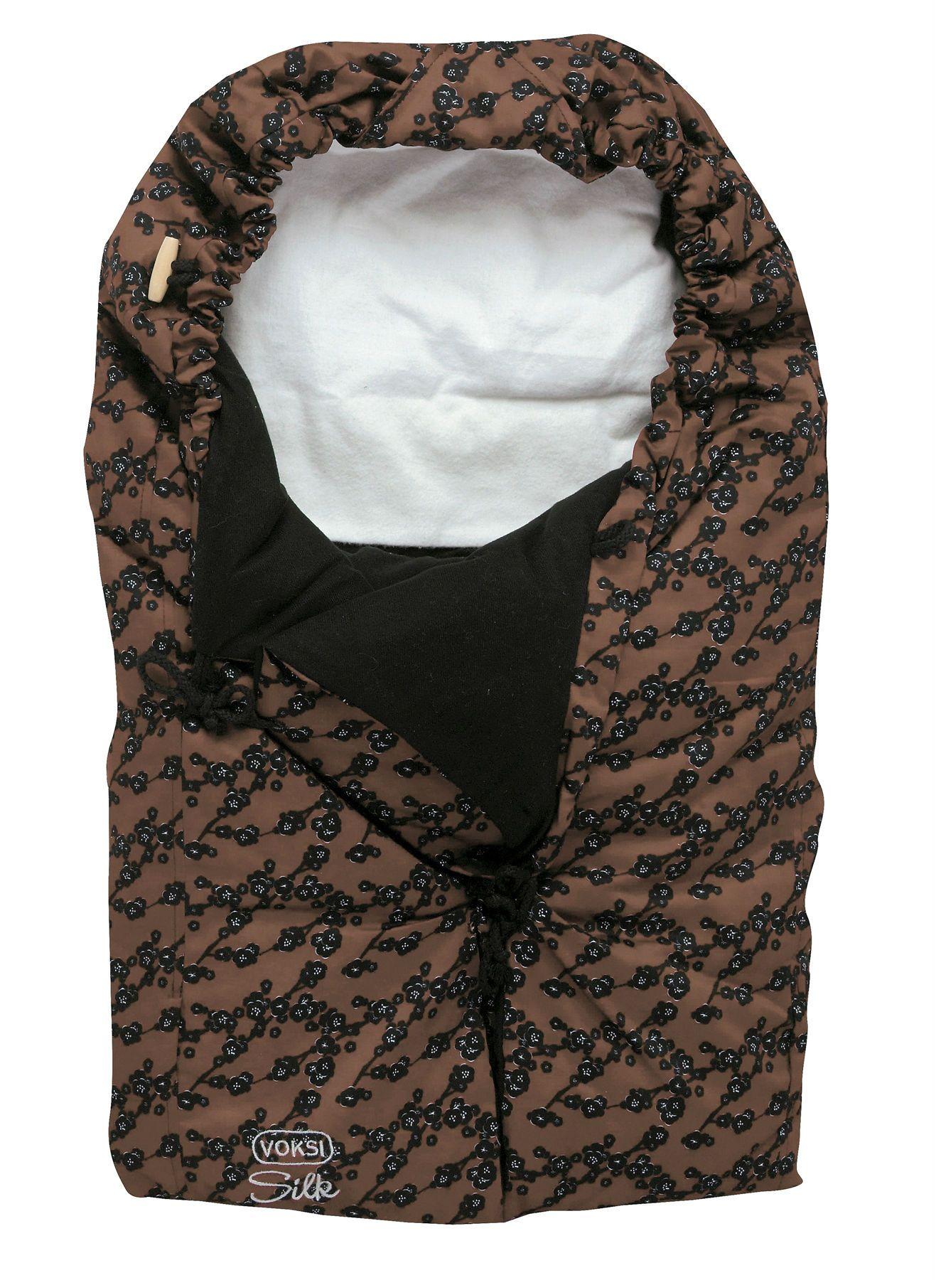 Voksipose - Voksi Classic Mini - Blossom Brown Silk