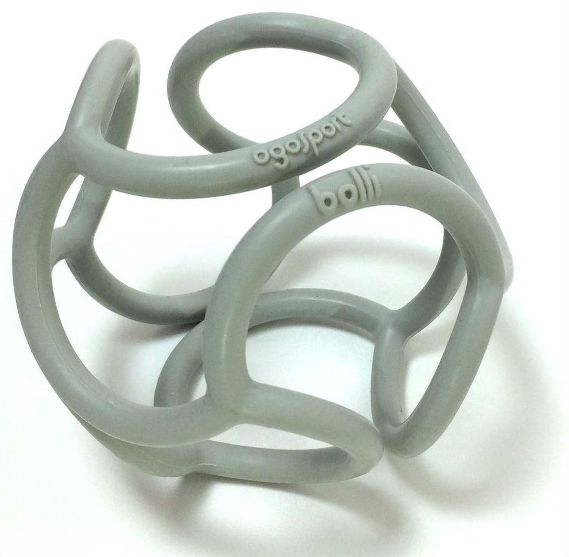 Motorikbold - Bolli Ball - Grå