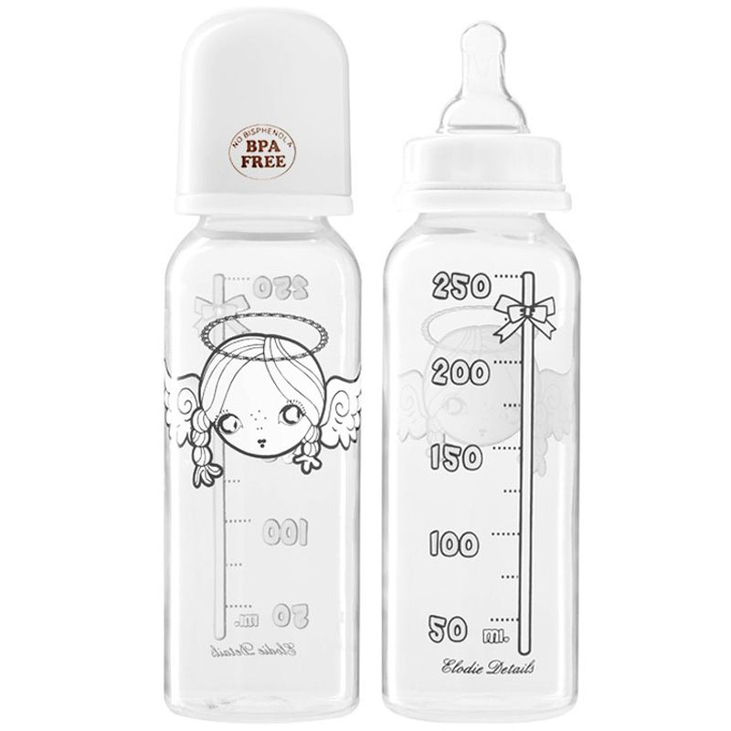 Image of Sutteflaske fra Elodie Details - Angel Lace (250 ml.) (flaske_ED_Angel)