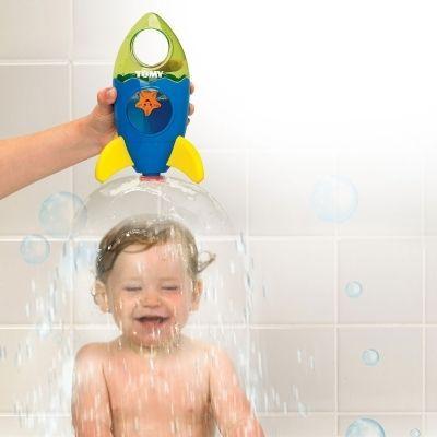 Badelegetøj fra Tomy - Fountain Rocket