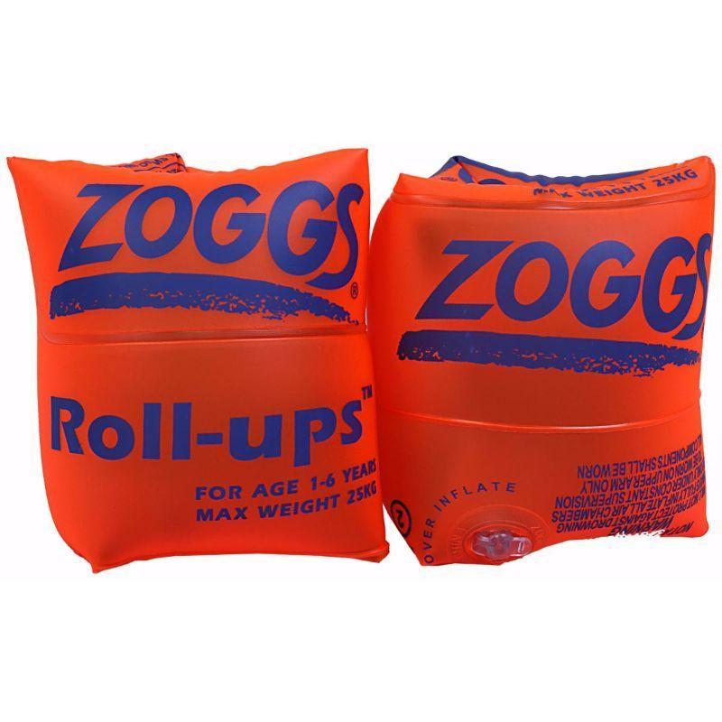 Zoggs Svømmevinger fra zoggs - roll-ups (1-6 år) på babygear.dk