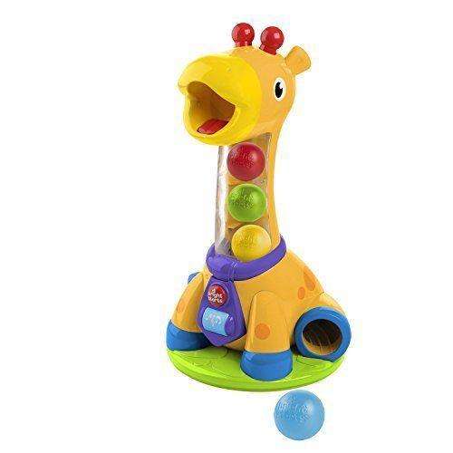 Image of   Sjov Giraf med lys og lyd fra Bright Starts