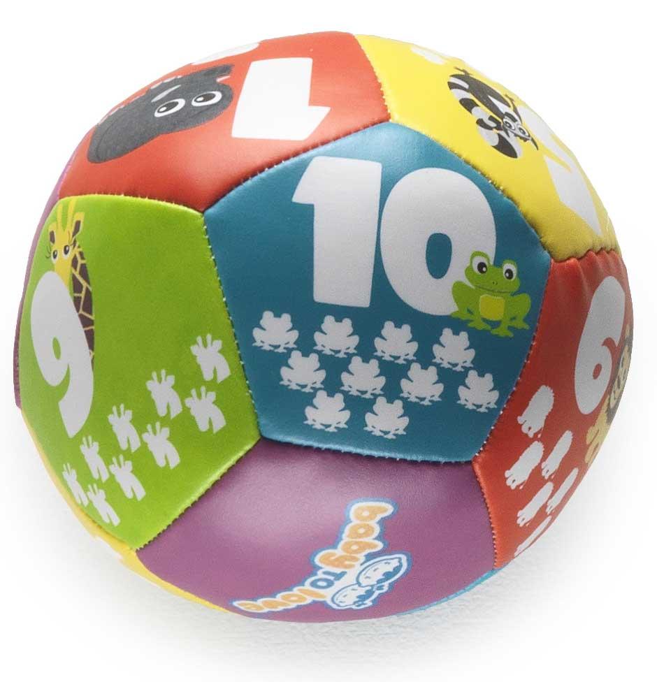 Image of   Leg og Lær bold fra BabyToLove