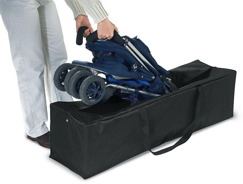Beskyttelse af paraplyklapvogn - buggy bag fra diono fra Diono fra babygear.dk