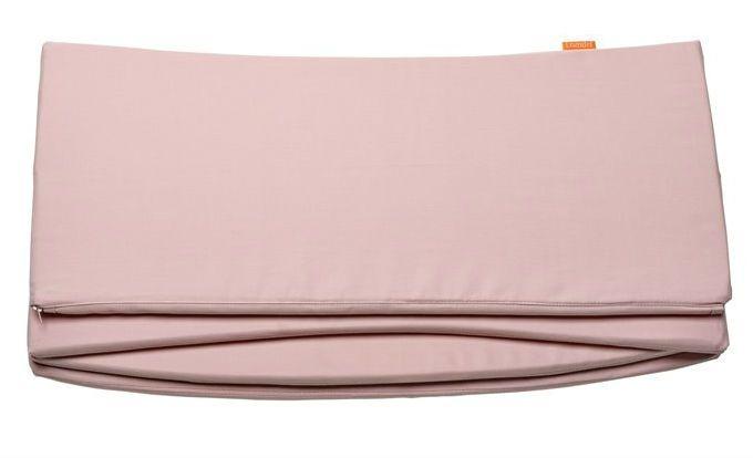 Image of   Sengerand til babyseng fra Leander (Soft pink)