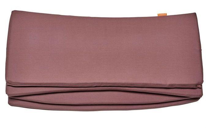 Image of   Sengerand til babyseng fra Leander (Warm purple)