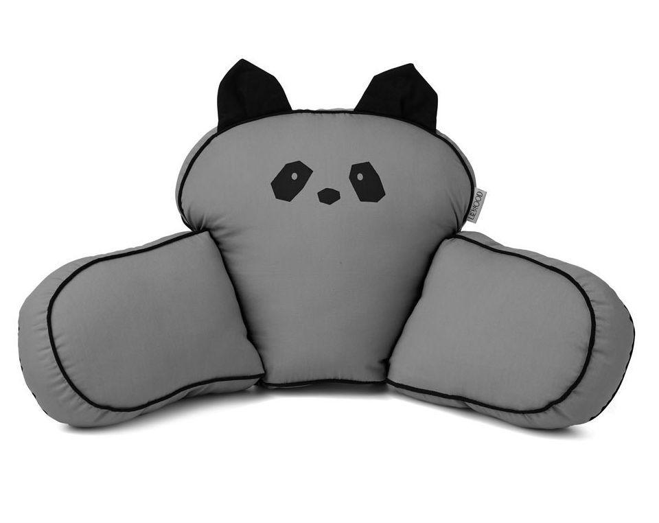 Barnevognspude fra Liewood - Casper - Panda Grey