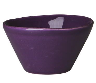 Image of   Skål fra RICE - Keramik -Toscana - Plum
