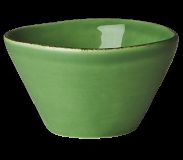 Image of   Skål fra RICE - Keramik -Toscana - Grass Green