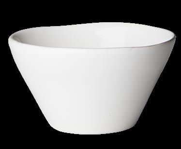 Image of Skål fra RICE - Keramik -Toscana - All White (CEDBW-XC15_white)
