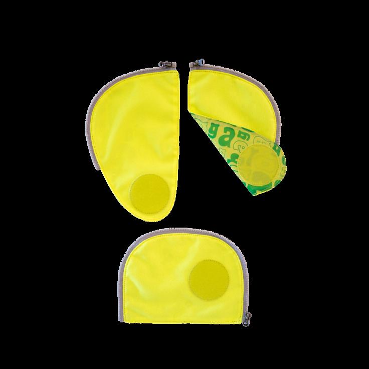 Image of   Safety Set - Reflekser til Ergobag Cubo - Gul
