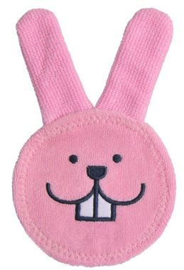 Oral Care Rabbit fra MAM (0m+) - Rosa