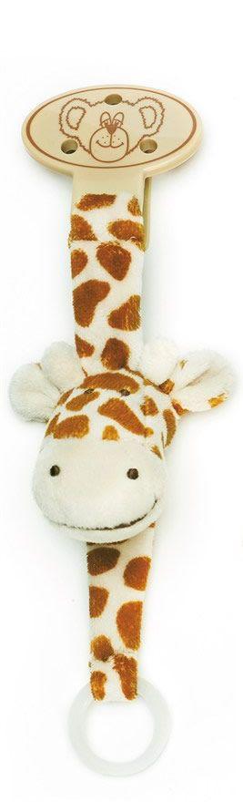 Teddykompaniet – Sutholder fra teddykompaniet diinglisar - giraf på babygear.dk