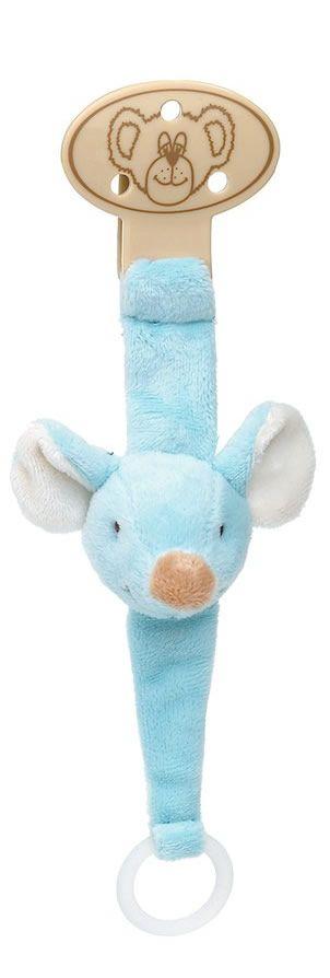 Sutholder fra teddykompaniet diinglisar - mus fra Teddykompaniet på babygear.dk