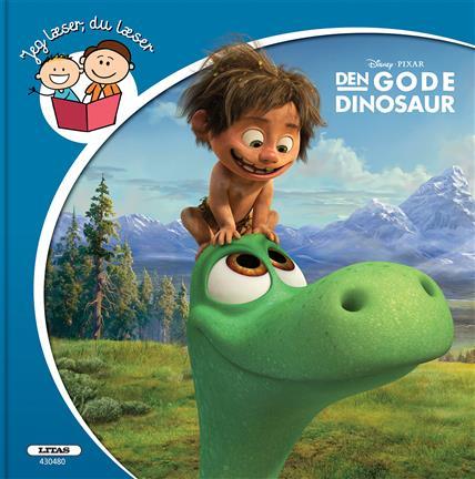 Image of   Begynder læsebog - Jeg læser... - Den Gode Dinosauer