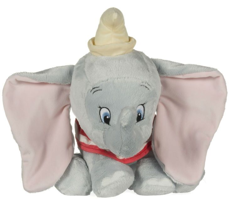 Image of Tøjdyr fra Disney - Dumbo (PPI-TOY32)