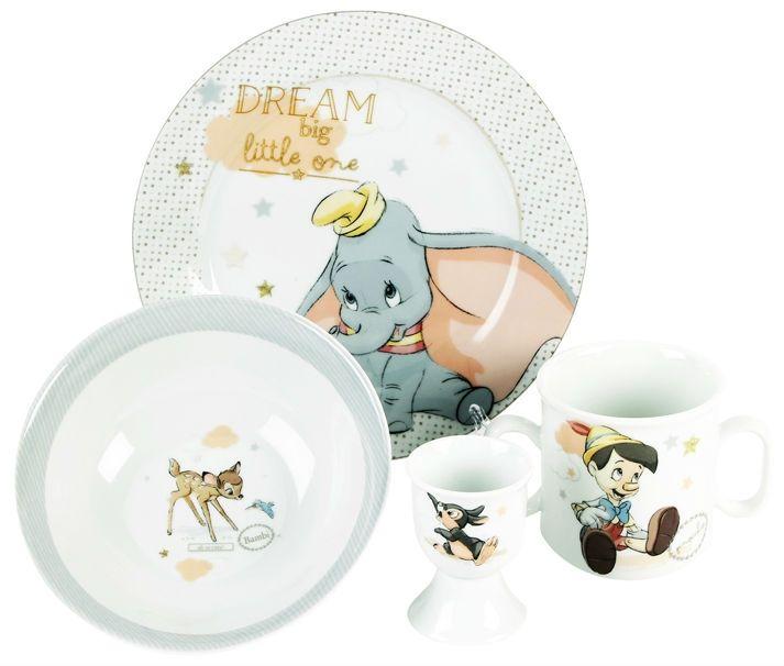 Spisesæt i keramik - Disney Baby Magical Begginings