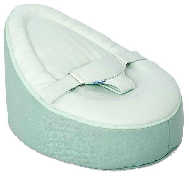 Image of Doomoo Seat - Skråstol / Sækkestol (0-30 kg) - Mint (5400653999754)