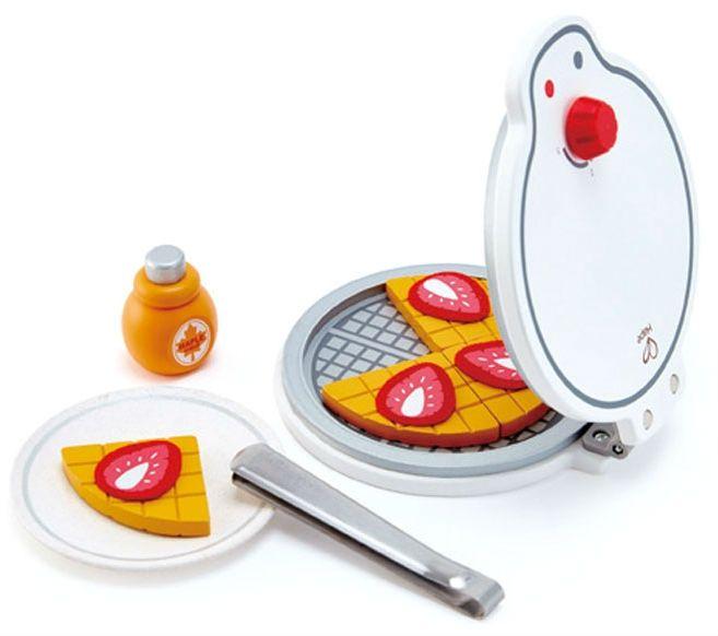 Image of   Vaffeljern fra Hape - My First Waffle Maker