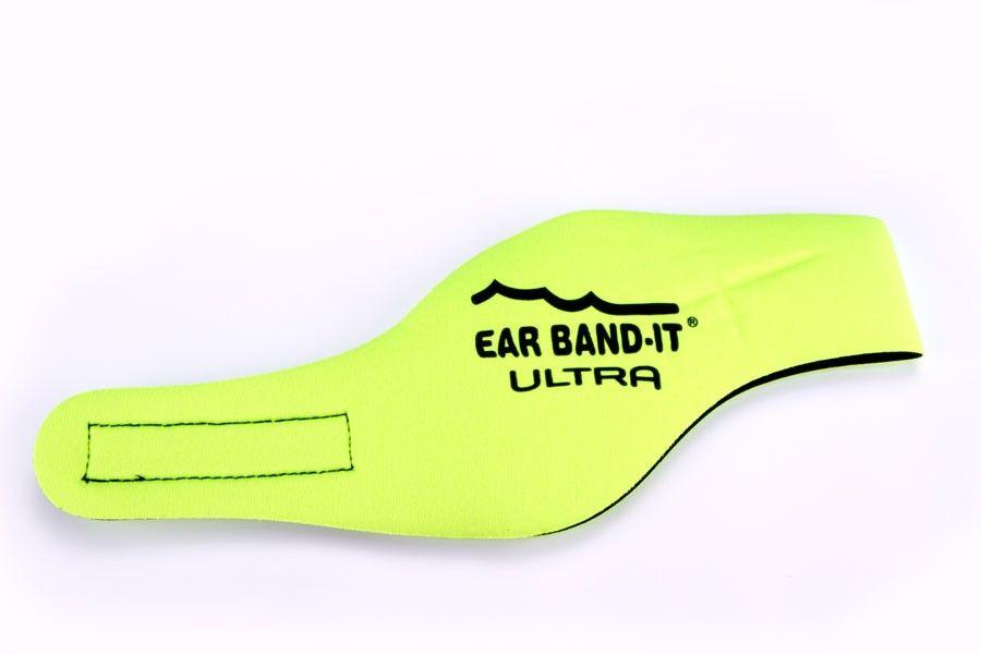 Image of EarBand-It ULTRA Kit - Undgå vand i ørerne - Gul (720927800018_gul)